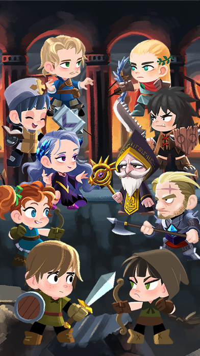 Combo Heroes: Knight vs. Monster Age Super League screenshot four