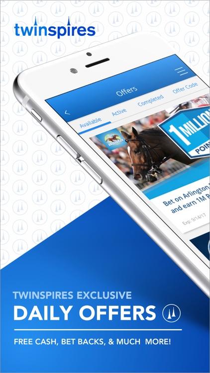 TwinSpires Horse Race Betting screenshot-3