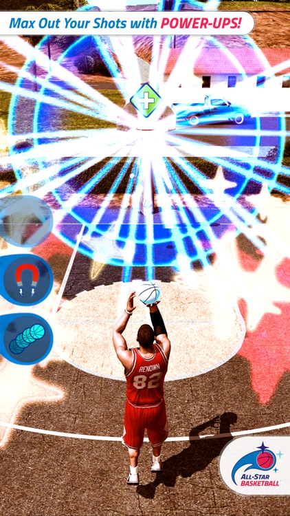 All-Star BASKETBALL screenshot-4