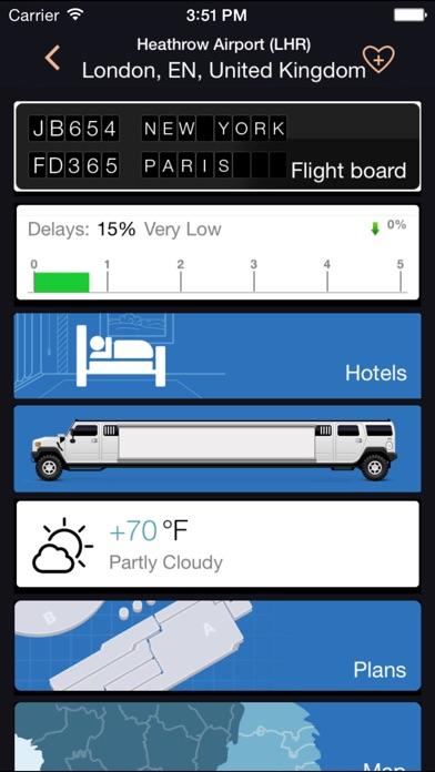 Screenshot for Airline Flight Status Tracker in Azerbaijan App Store