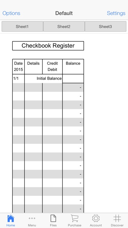 Money Log Book