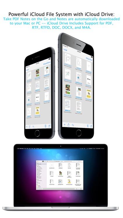 Mach Note - iCloud PDF Editor