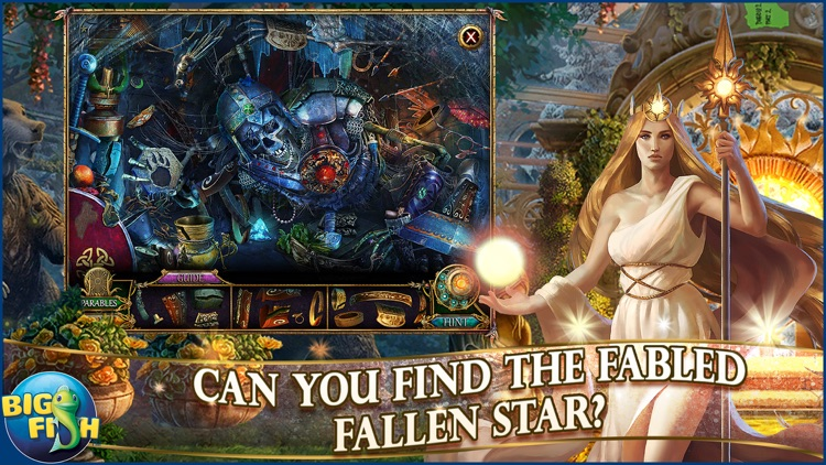 Dark Parables: Goldilocks and Fallen Star (Full)
