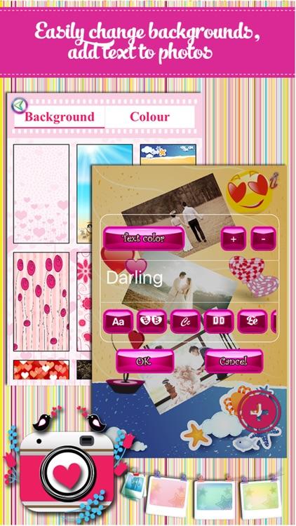 Love Photo Editor screenshot-3