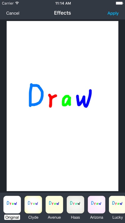 Draw Editor - Drawing On Pictures & Editing Photos