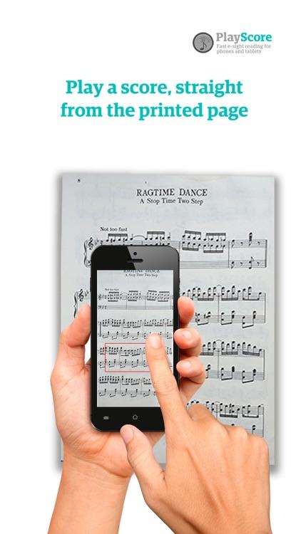 PlayScore Pro screenshot-4