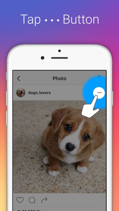 iGetter Pro for Instagram Screenshot on iOS