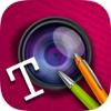 Dibujar y escribir en fotos