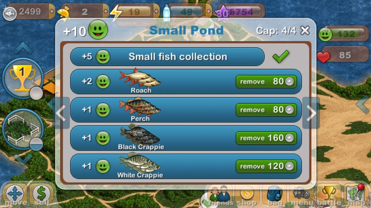 Fishing Paradise 3D screenshot-4