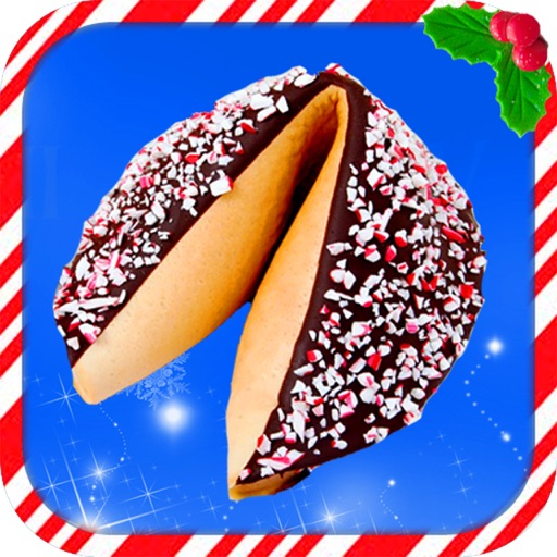 Christmas Fortune Cookies Daily Lucky Good Cookie