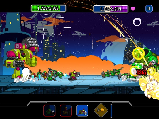 Image of Fusion Heroes for iPad