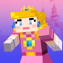 Princess Skins Free for Minecraft
