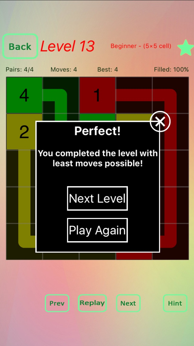 Number Linker Free - SoCrative Circle Link Puzzle Game app