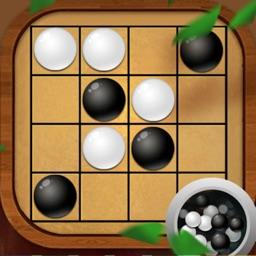 五子棋-经典极简单机策略游戏