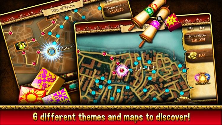 Mahjong Venice Mystery Puzzle (Full) screenshot-3