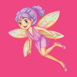 Fairy Ladies Stickers