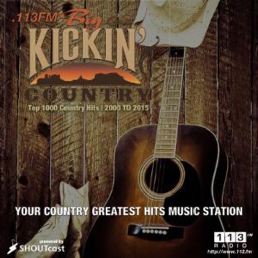 .113FM Big Kickin' Country
