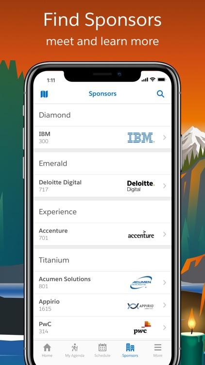 Salesforce Events screenshot-4