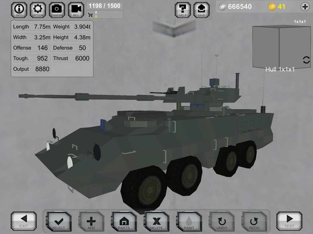 Battle Car Craft - Ride in block tanks you build - Online
