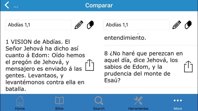 Santa Biblia Reina Valera Antigua screenshot-4