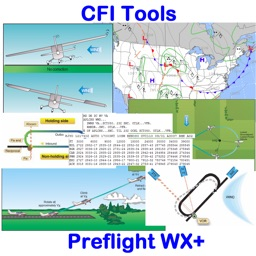 CFI Tools Preflight Wx+