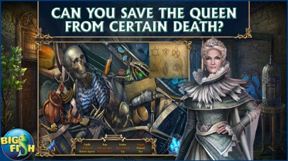 Spirits of Mystery: Family Lies - Hidden Object screenshot 2