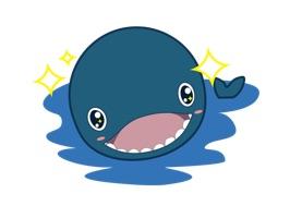 小鲸鱼拉布