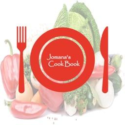 Jomana's Cookbook App