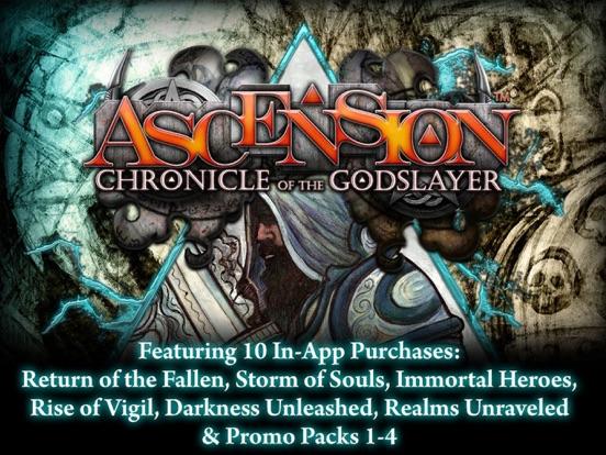 Ascension: Deckbuilding Game на iPad