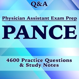 Physician Assistant Exam (PANCE) 4600 Flashcards Study Notes, Terms & Quizzes