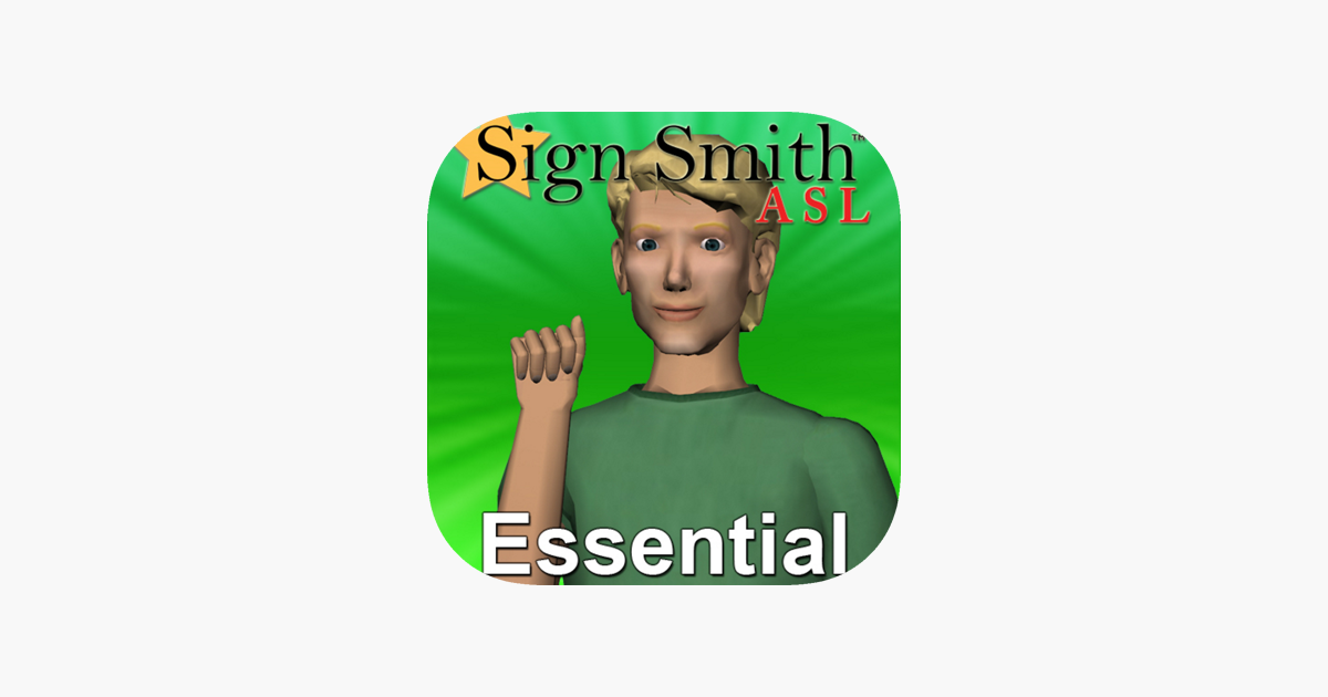 take a screenshot on iphone sign smith asl essential on the app 18067