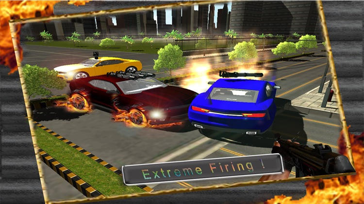 War Of Cars Auto Attack Battle Demolition Mayhem screenshot-3