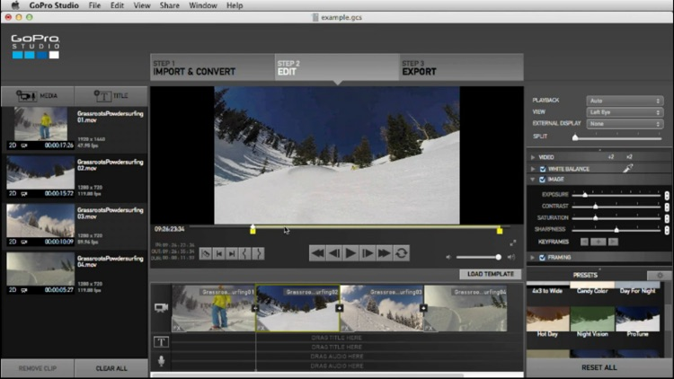 Control for GoPro + Studio screenshot-3
