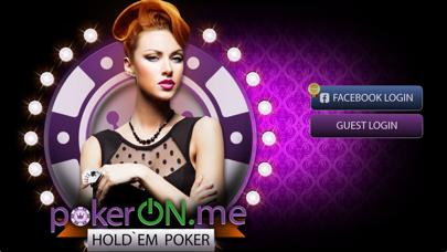 PokerON screenshot one