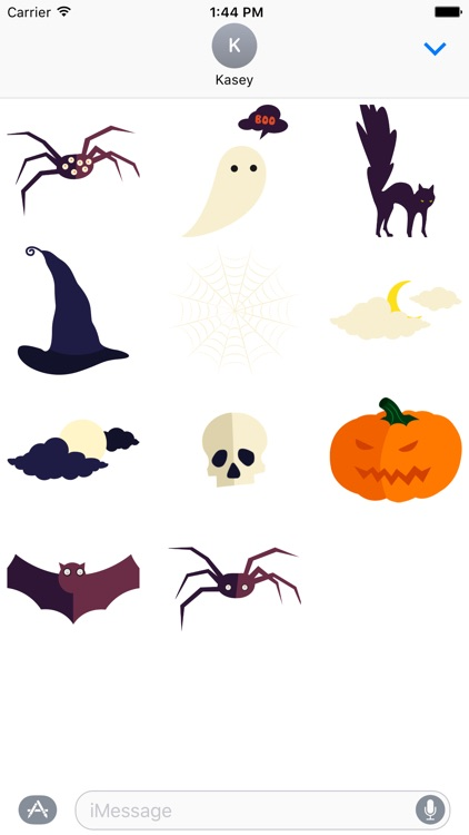 Halloween Sticker-Pack
