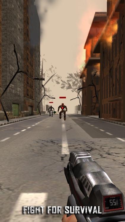 Guardian of the World: Destroy Aliens Save Mankind screenshot-3