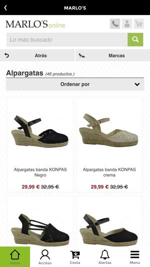 4e88e744257 Marlos, zapatos y bolsos online. en App Store