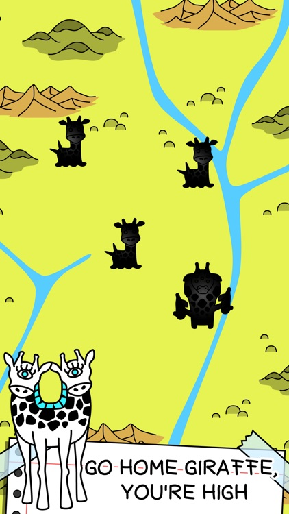 Giraffe Evolution | Clicker Game of the Mutant Giraffes