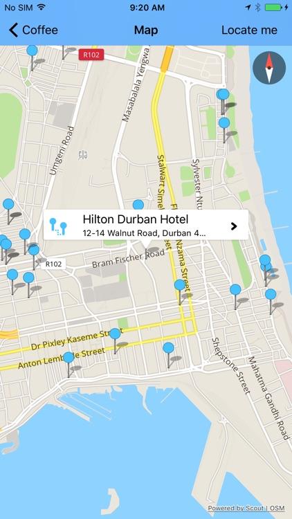 Durban Guide - Totally Offline