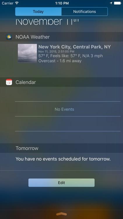 NOAA Weather International screenshot-4