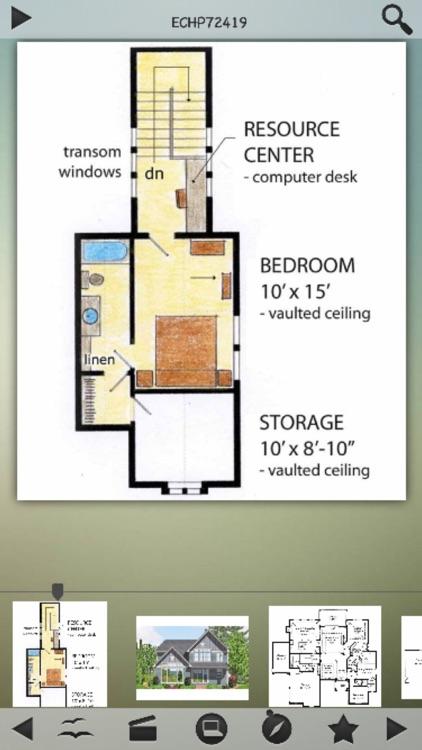 English Cottage House Plans!