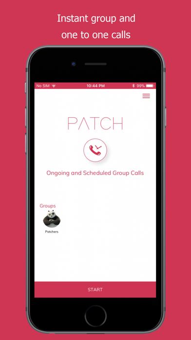 PatchUS screenshot one