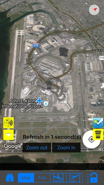 Airport Codes & Map and Flight Schedule Pro - Near Venues Finder