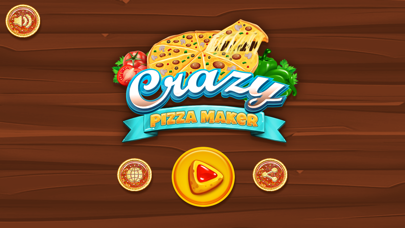Crazy Pizza Maker screenshot one