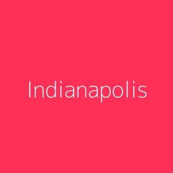 Indianapolis GO MAP