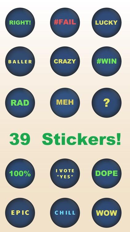 Cool Badges