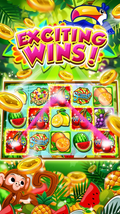 Slots Vacation screenshot-4
