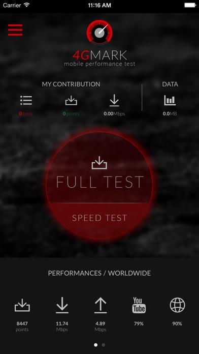 5GMARK (3G/4G/5G speed test)のおすすめ画像2