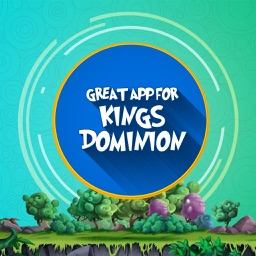 Great App for Kings Dominion