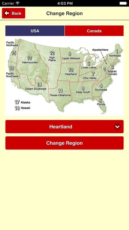 Almanac Long-Range Weather Forecast